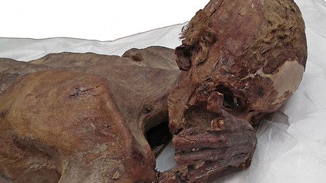 World's oldest: Over 5000yo figural tattoos discovered on Egyptian mummies (PHOTOS)