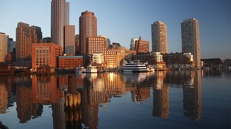 'Pahk the Cah' - Boston harbor