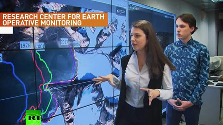 Russian teens discover new Arctic island, discuss their success with RT (VIDEO)