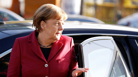 Merkel secures fourth term as chancellor after parliamentary approval