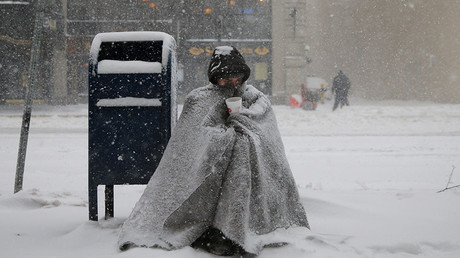 'Meteorological warfare': Twitter blames Russia for UK's latest snow storm (PHOTOS, VIDEO)