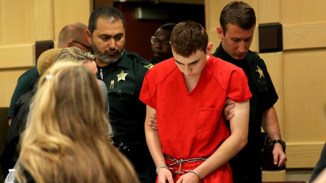 Parkland school shooter Nikolas Cruz swamped with 'perverted' fan mail