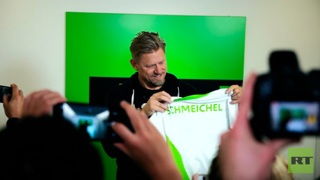 'I wish the stadiums I played at were like Russia's now' – goalkeeping great Schmeichel to RT