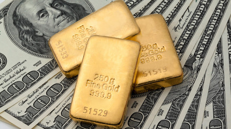 Let's replace US dollar with Russian gold, Moscow exchange chief suggests