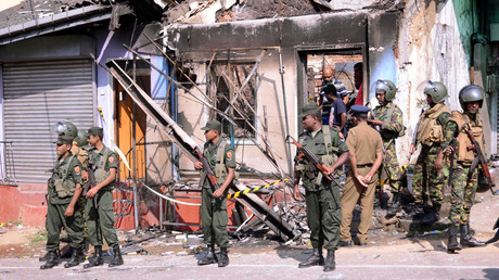 Facebook, Whatsapp blocked as Buddhists attack mosques in Sri Lanka