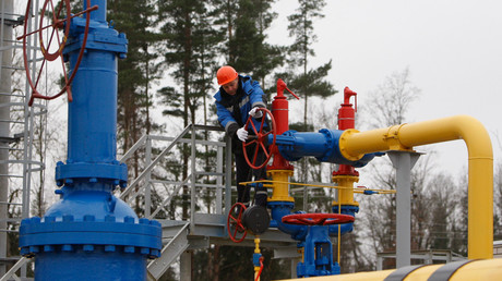 Ukraine begins seizure of Russian energy giant Gazprom's assets, citing Stockholm court decision