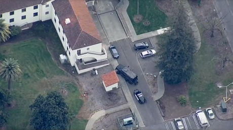 Gunman & 3 hostages found dead inside veterans' home in California