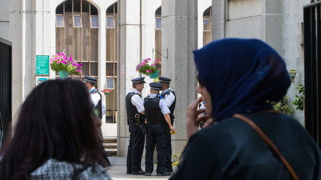 'Punish a Muslim': UK police investigate letters calling for acid attacks, bombings & torture