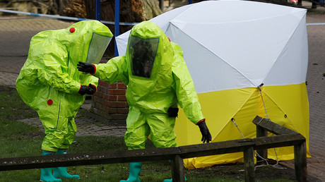 Britain gives Moscow 2 days to explain alleged use of nerve agent it claims came from Russia (VIDEO)