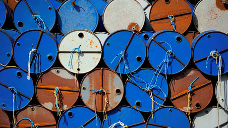 Crude oil will back several new contenders in the cryptocurrency market. FILE PHOTO © Regis Duvignau