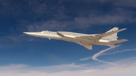 Tu-22M3 long-range strategic bomber. © Ministry of defence of the Russian Federation