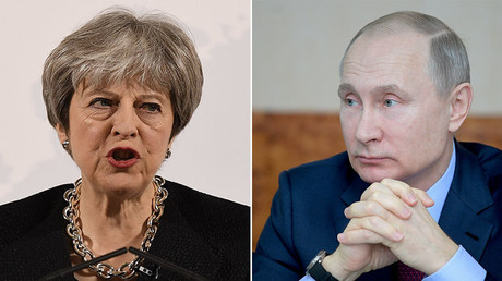 Sanction Chelsea and Arsenal? Pull out of the World Cup? Ban RT? Just how could May punish Russia?