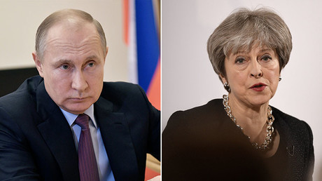 Russia is 'culpable' over ex-double agent poisoning, claims Theresa May