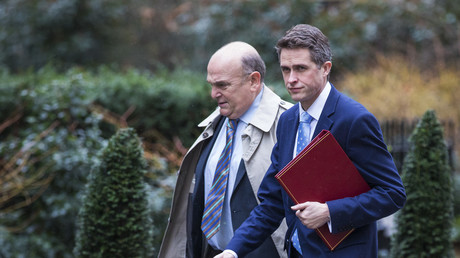'Russia should go away and shut up,' UK Defence Secretary Gavin Williamson says (VIDEO)