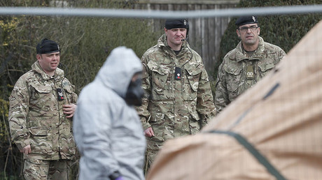 'Highly likely' motto: West goes on offensive against Russia for Skripal poisoning
