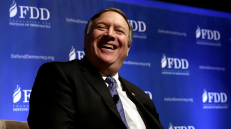 Pompeo the terrible?