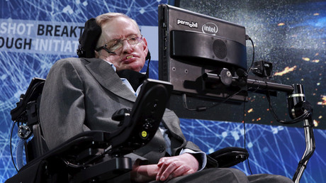 Russian astronomers devote newly-discovered black hole to Stephen Hawking