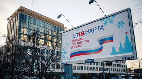Russian Central Election Commission comes under cyberattack