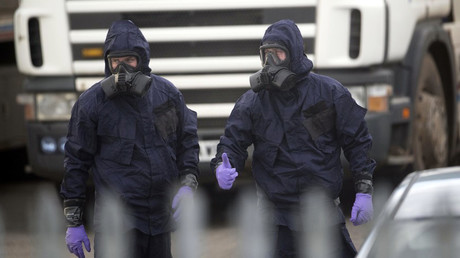 MPs retweet claim that Porton Down scientists can't identify nerve agent as Russian