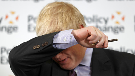 'Unforgivable': Kremlin blasts Boris Johnson for blaming Putin for Skripal poisoning