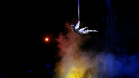 Cirque du Soleil performer dies after 'tragic accident' at Florida show