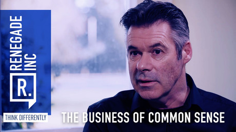 The business of common sense