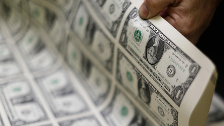 Cutting out the US dollar: Russia & China boost national currencies trade