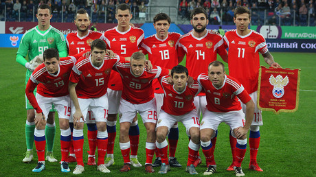 Russian footballers are the cleanest in the world – team doctor Bezuglov