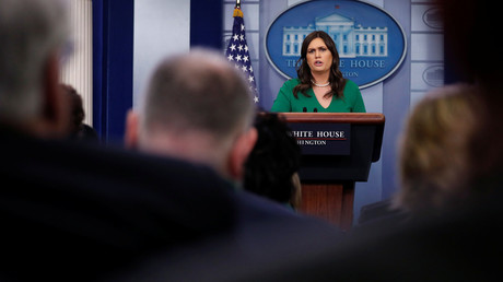 White House holds news briefing