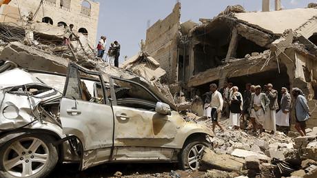 'Warfare trigonometry': Mattis says US refueling Saudi planes would prevent civilian casualties