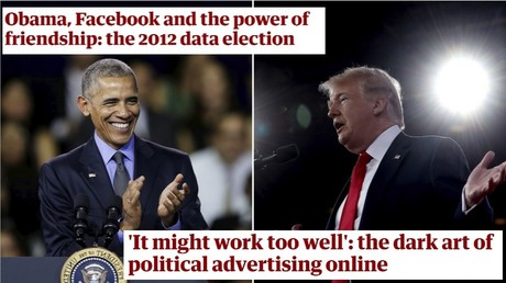 Face it: Cambridge Analytica story proves Facebook doesn't give a toss about privacy or democracy