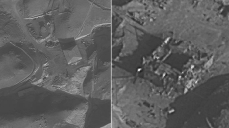 Israel officially admits striking 'Syrian nuclear reactor' in 2007
