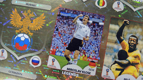 FIFA launches 1st ever digital World Cup sticker book for Russia 2018