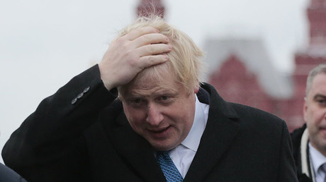 Boris Johnson's biggest sporting fails: The new UK PM's most embarrassing sporting escapades (VIDEO)