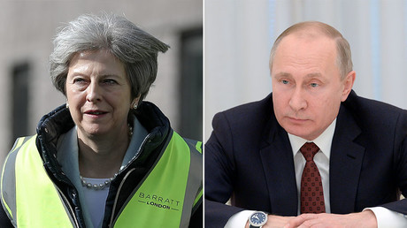 EU recalls Russia envoy, backs UK belief Moscow 'highly likely' responsible for Skripal poisoning