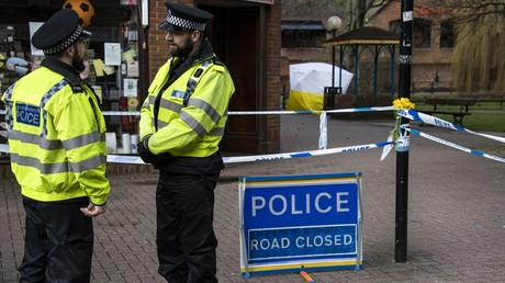 Policeman treated after Salisbury spy poisoning discharged from hospital