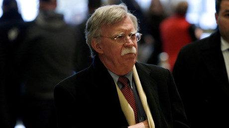 Israeli ex-defense minister says Trump's new NSC adviser Bolton was pushing him to strike Iran