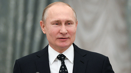 Putin re-elected as Russian president, Election Commission declares polls valid