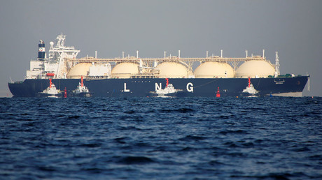 Russia doubles LNG exports as revenues grow threefold