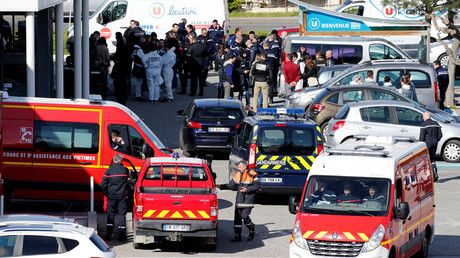 Terror list in 2014, French citizen in 2015? Twitter blames Paris for failing to stop Trebes gunman