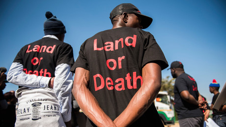 Land seizures begin in South Africa after owners refuse govt lowball buyout offer - report