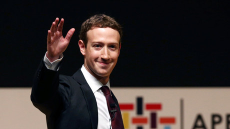 Zuckerberg to testify before Congress on Facebook data privacy ‒ reports