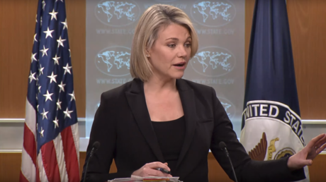 US acting Under Secretary of State for Public Diplomacy and Public Affairs Heather Nauert © US Department of State