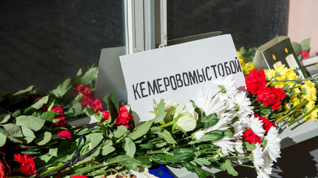 Ukrainian prankster arrested in absentia over 'fake reports' on fatalities in Kemerovo mall blaze