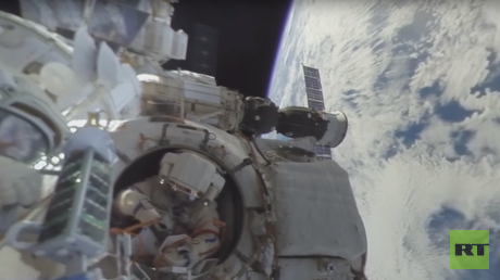 RT's 360 spacewalk snatches Shorty award for best use of virtual reality