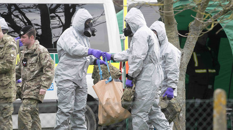 Chemical weapons experts question claims that Russia was behind Skripal attack