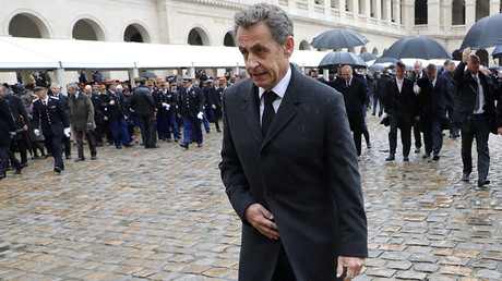 Sarkozy to face trial for alleged spying on probe into campaign corruption