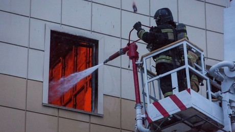 'They locked themselves in,' says man who lost 5 relatives in Kemerovo blaze