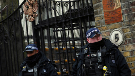 'Hypocrite' UK authorities denying access to Skripal's daughter: Russian embassy