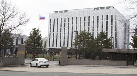 US expulsion of Russian diplomats from UN HQ violates all international deals – envoy